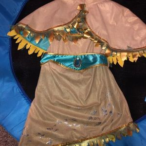 Other - Disney Store Pocahontas Costume with accessories.